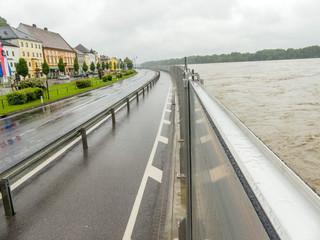 Hochwasser 2013, Mauthausen, Österreich