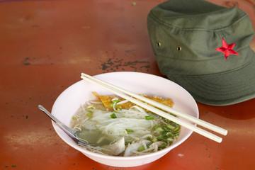 Nudelsuppe, Saigon, Vietnam