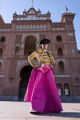 Photo sur Plexiglas Corrida Bullfighter