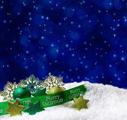 Frohe Weihnachten X mas Background