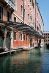 Rio dei Giardinetti Canal à Venise