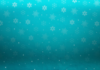 Xmas and New Year Background