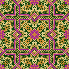 islamic pattern seamless