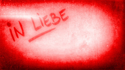 in Liebe - Template....