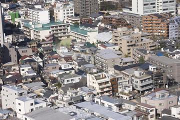文京シビックセンターからの展望