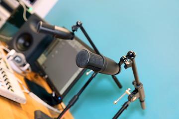 Studio equipment,microphone