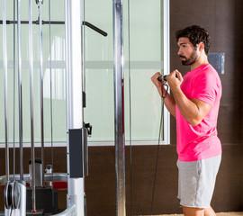 Workout for bigger biceps.