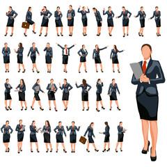 businesswoman set 4
