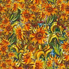 flowers, background -