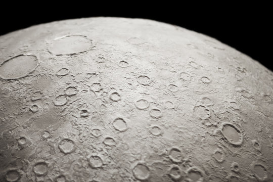 part of moon texture