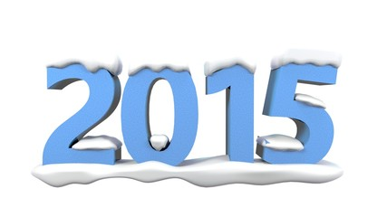 2015 with snow