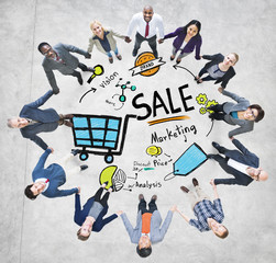 Sale Sales Selling Finance Revenue Money Income Concept