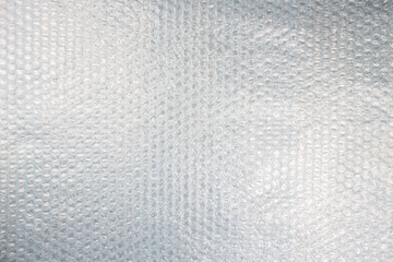 Bubble wrap texture