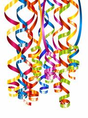 Colorful serpentine
