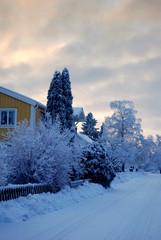 Dezember in Schweden