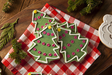 Festive Homemade Christmas Cookies