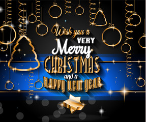 2015 Christmas Greeting Card for happy Holidays