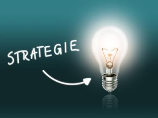 Strategie Bulb Lamp Energy Light turquoise