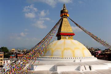 Stupa Tibétain