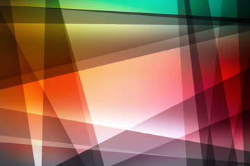 abstract glowing background with lines