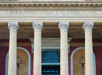 Palermo Massimo Theater