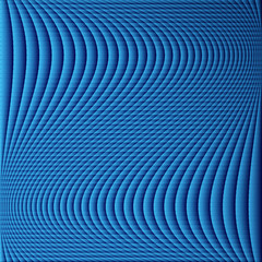 Abstract blue background conception