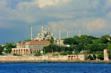 Blue Mosque Sultanahmet Camii Istanbul