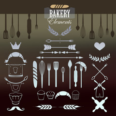 Baker Elements for your design.