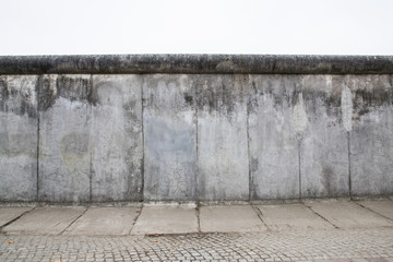 Muro di Berlino nella Bernauerstraße - Berlino