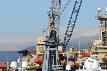 Industry ship
