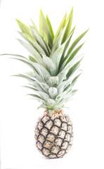 Pineapple ,Thai fruit isolated