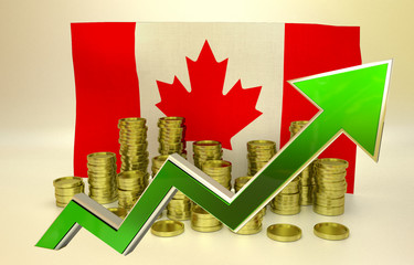 currency appreciation - Canadian Dollar