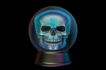Death in the Crystal Ball