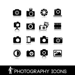 Photo icons set 7