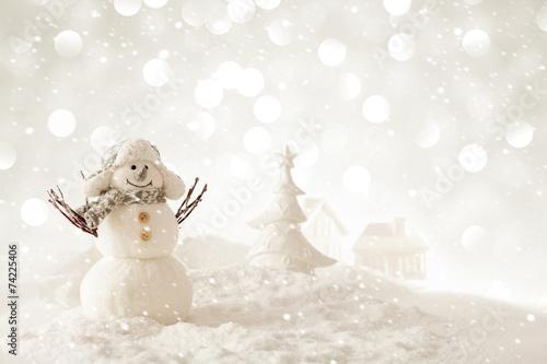 рождество,снежинки,снег,пингвиненок  № 442218 загрузить