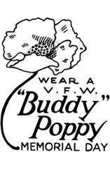 Wear A Buddy Poppy