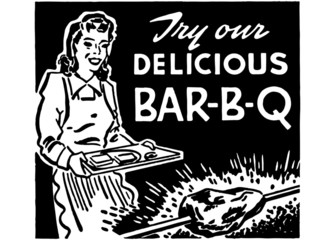Try Our Delicious Bar-B-Q