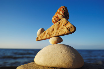 Zen-like Balance