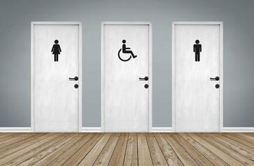 Behindertengerecht / Barrierefreiheit