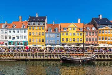 Garden Poster Scandinavia Copenhagen, Nyhavn