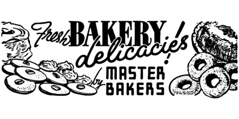 Fresh Bakery Delicacies