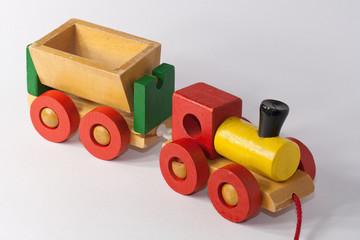 Le petit train de bois