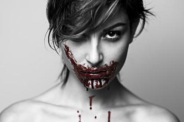 modella cannibale