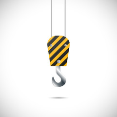 Construction Hook Illustration