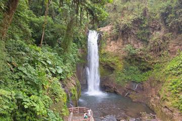 La Paz Waterfall, Costa Rica