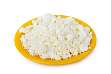 Fresh curd cheese