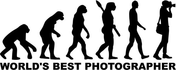 World's Best Photographer Evolution