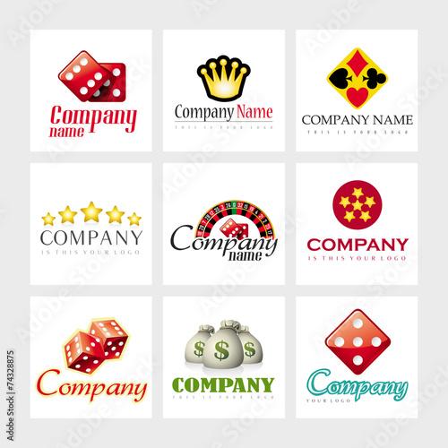 Векторный логотип казино реклама казино запрет армения