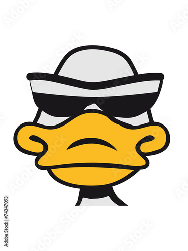 Ente Sonnenbrille Cool Stockfotos Und Lizenzfreie Bilder Auf