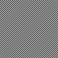 Seamless Monochrome Line Background